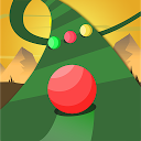 Color Ball Race on Colourfull Road - Catch them up APK