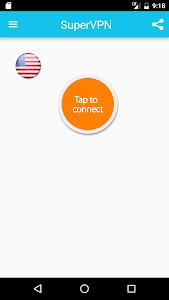 Super VPN - Best Free Proxy 6.9