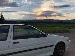 スプリンタートレノ AE86  GT-V 昭和58年式のカスタム事例画像 マルさんの2020年11月23日20:42の投稿