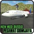 Mod Bussid Pesawat Sriwijaya:2021 icon