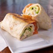 Omelet Burrito Wrap