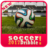 Soccer dribble ball