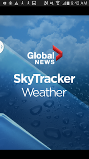 Global News Skytracker- screenshot thumbnail