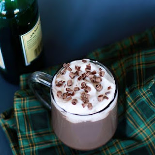 Dark Chocolate Irish Coffee.