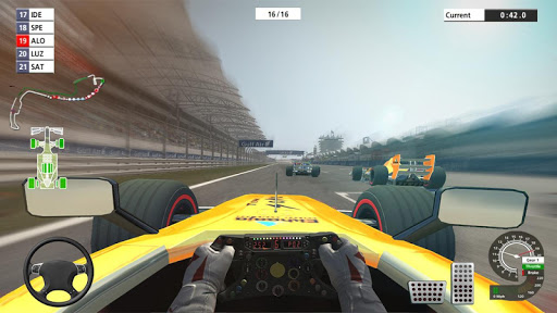 Grand Formula Racing 2019 Car Race & Driving Games  screenshots 17