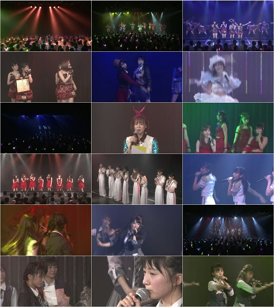 (LIVE)(720p) NMB48 チームN「目撃者」公演 山本彩加 生誕祭 Live 720p 170818