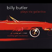Billy Butler Plays Via Galactica