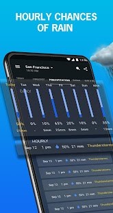 1Weather : Forecasts, Widgets, Snow Alerts & Radar Screenshot