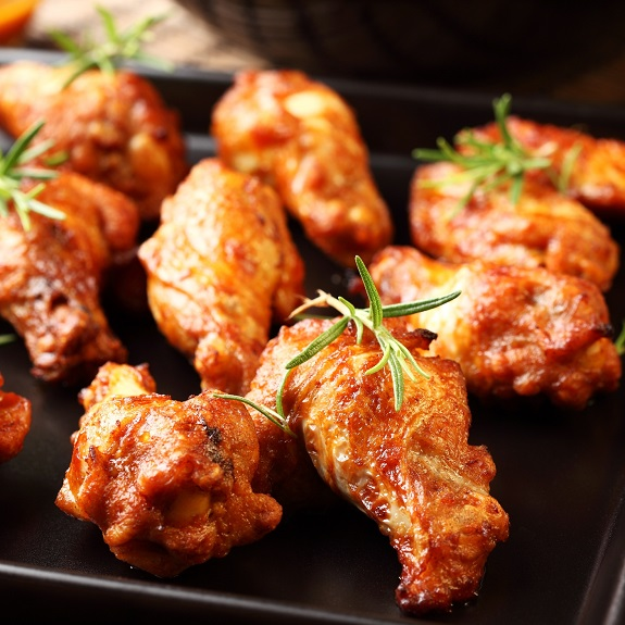 Slow Cooker Hot Chicken Wings Recipe