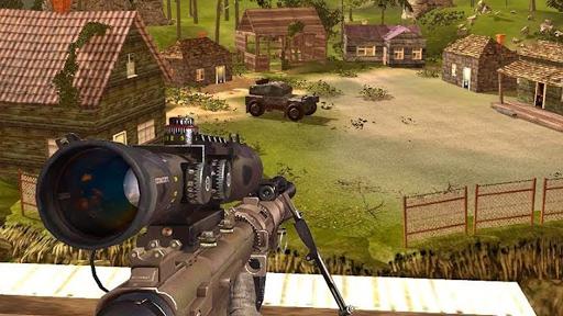 Commando Adventure Game 1.3 APK MOD screenshots 2