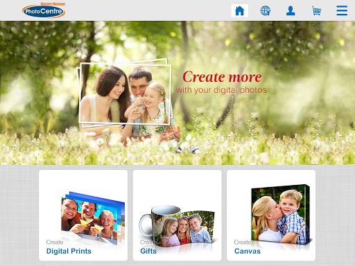 Harvey Norman Photocentre IE 7.4.6 screenshots 6