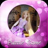 Rapunzel Princess Puzzle Game
