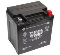 YUASA MC batteri 30Ah lxbxh=166x126x175mm.