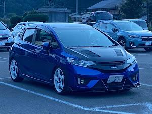 フィット GK3のカスタム事例画像 あーるちゃん@24〜28栃木、福島さんの2021年10月15日23:21の投稿