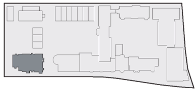 Site plan for Willoughby