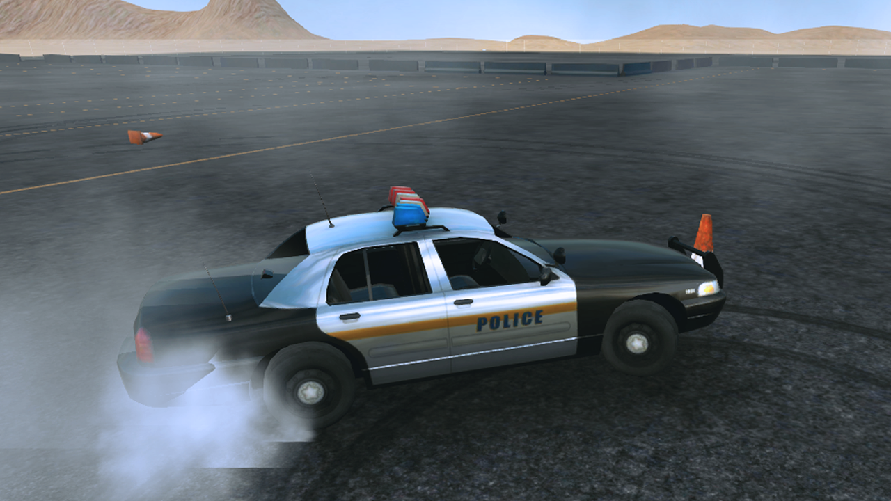 Police Car Driving Academy- screenshot
