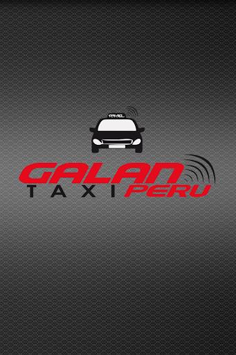 Galan Peru TaxiTaxista