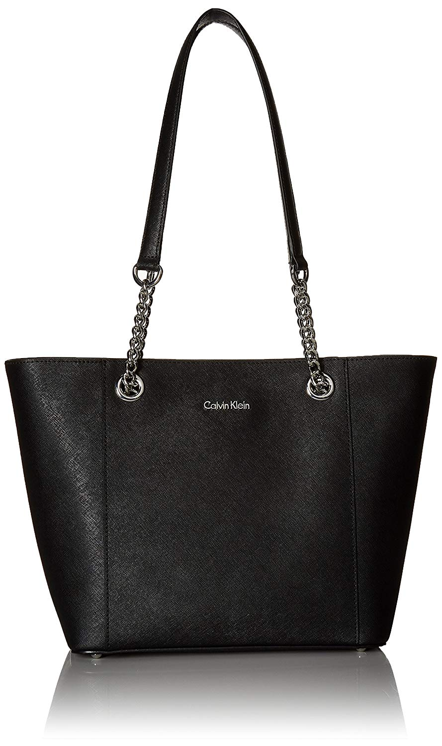 This Calvin Klein tote is the perfect professional purse