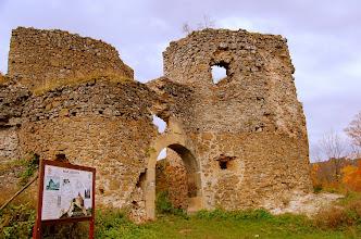 Photo: Hrad Jasenov - hlavná brána
