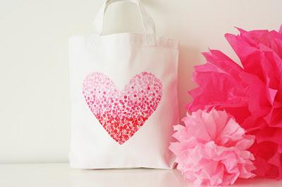 cadeaux DIY fêtes des mères sac