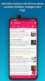 Download Memorize: Diary, Journal For PC Windows and Mac apk screenshot 1