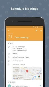 Zoho Mail – Email and Calendar App Download For Android and iPhone 6