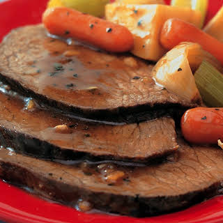 Slow Cooker Family Pot Roast.