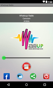 Whats Up Radio- screenshot thumbnail
