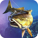 Wild Shark Fish Hunting game icon