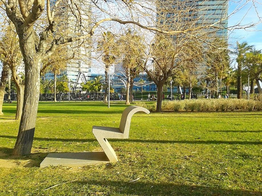 Foto Parque de Diagonal Mar 6