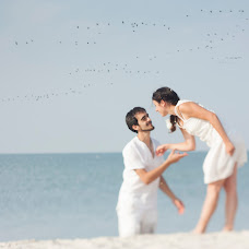 Wedding photographer Vasilina Domnina (elmarine). Photo of 19.04.2014