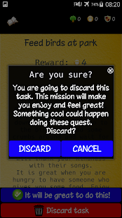 Real quests- screenshot thumbnail