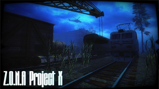 Z.O.N.A Project X Lite - Post-apocalyptic shooter apkmr screenshots 6