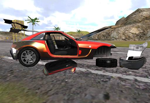 Raging Car Driving 3D