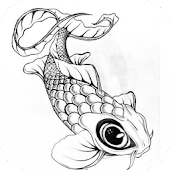 FISH TATTOO Wallpapers v1