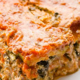 Supmtuous Vegan Lasagna That's Also Gluten-Free