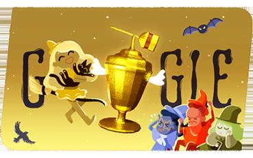 Chrome Halloween 2020 Google Doodles