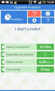 Cigarette Analytics 2.2.2 Latest MOD APK 3