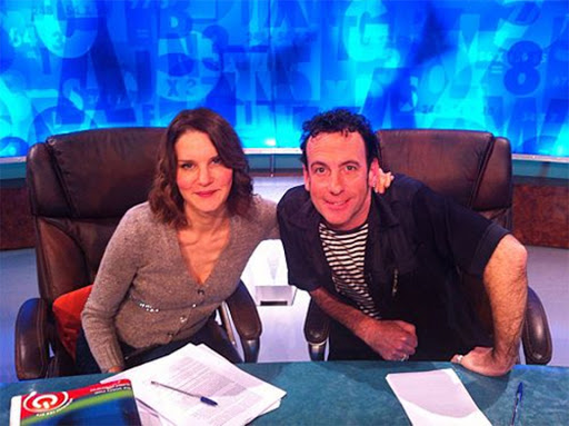 Countdown star Susie Dent splits from husband of almost 20 years