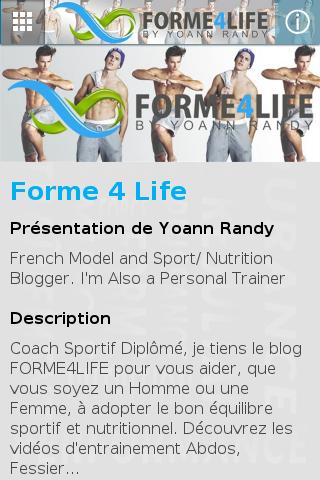 Forme 4 Life