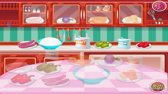 Juegos De Cocina Para Niñas | Juegos De Cocina De Pizza Ideales Para Ninas Aplicaciones De