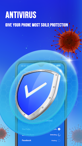 Phone Master u2013Junk cleaner master, Battery Cooler 3.5.9.0004 screenshots 2
