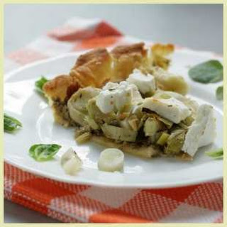 Leek Tart French Recipes