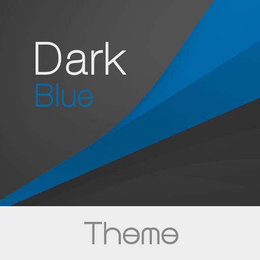 Dark - Blue Theme