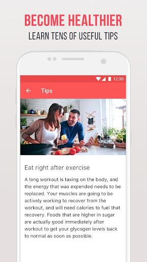 Weight Loss Fitness 1.3 screenshots 6