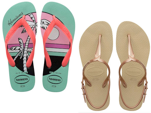 Havaianas Sandals for the Family from $9.99 on Zulily | Includes MLB, Character, & More Fun Designs