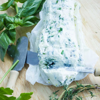 Garlic Lemon Herb Cream Cheese