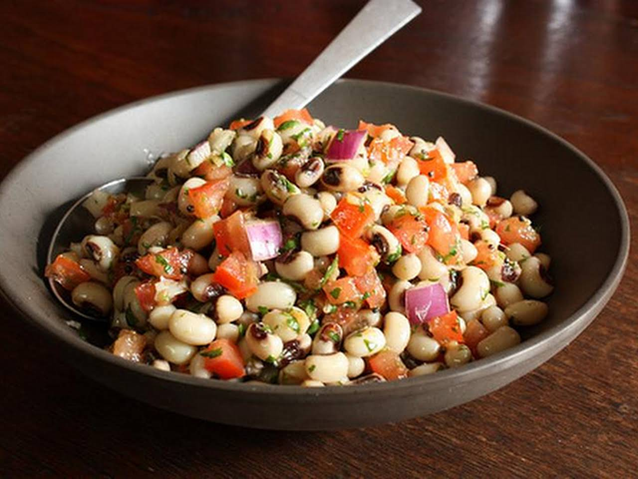 Spicy Black Eyed Peas Recipe
