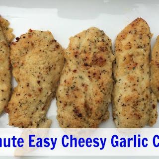 Easy Cheesy Garlic Chicken
