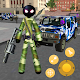 Army Commando Stickman Rope Hero Survival APK
